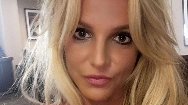 Britney Spears seins nus sur Instagram (photo)