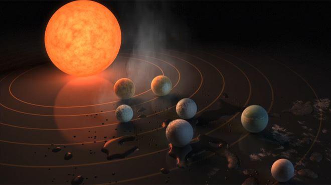 Grande découverte d'astronomes liégeois- jamais l'éventualité d'une vie extraterrestre n'a été aussi crédible (vidéo) 1