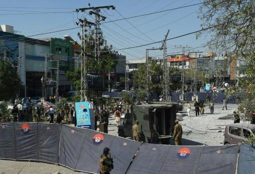 Attentat à la bombe à Lahore, au moins cinq morts — Pakistan