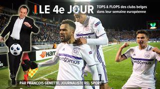 Europa League- sans doute l'un des plus grands hold-up de l'histoire d'Anderlecht 2