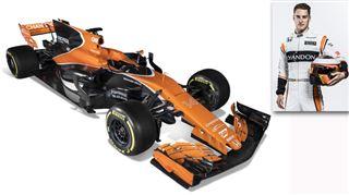 Voici la McLaren que pilotera le Belge Vandoorne cette saison- C'est le moment que j'ai attendu toute ma vie (photos) 4