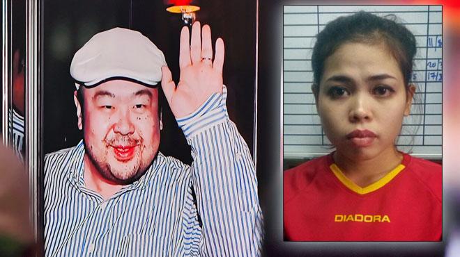 Les explications étonnantes d'une des deux suspectes de l'assassinat du demi-frère de Kim Jong-Un