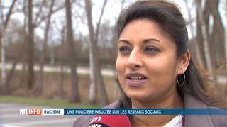 Scandale à la police de Malines- un inspecteur publie un montage photo raciste insultant sa collègue 4