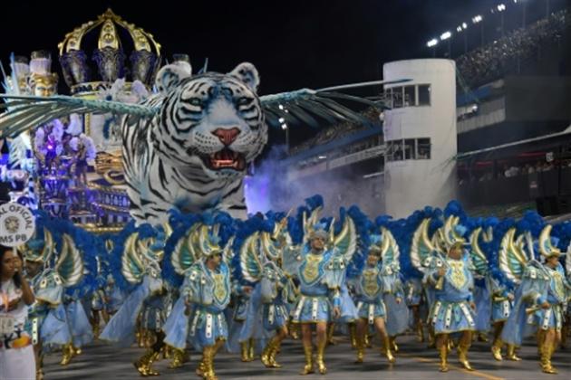 Au rythme du carnaval de Rio — Brésil