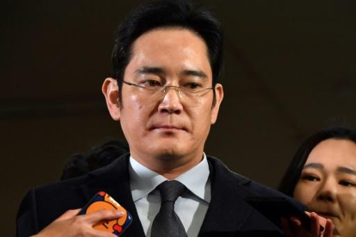 Corée du Sud : l'héritier de l'empire Samsung inculpé pour corruption