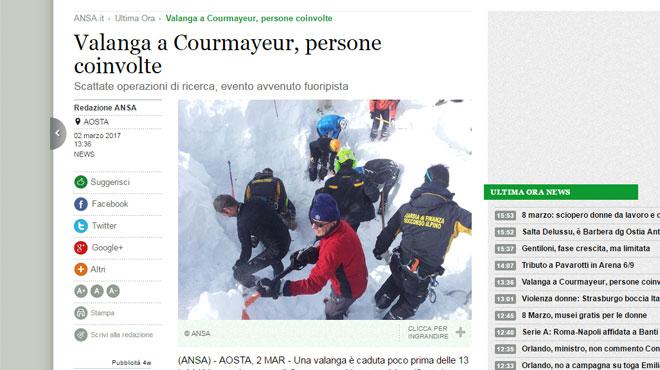 Ce skieur belge est mort en voulant sauver ses amis