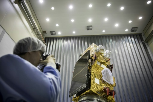 Littoral : lancement du satellite Sentinel 2B