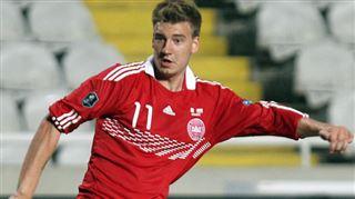 Bendtner de retour en Norvège- J'ai encore faim de football