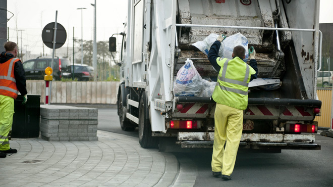 Collecte Des Sacs Bruxelles : La r?forme de collecte des poubelles ? bruxelles satisfait