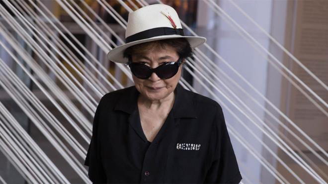 Yoko Ono est