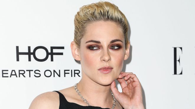 Kristen Stewart change de look et se rase la tête — Photo choc