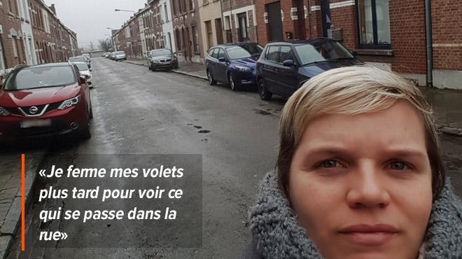 Chrystelle a vu des hommes tenter de forcer les portes de ses voisins à Marcinelle: la police conseille de filmer