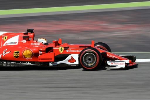 F1: Ferrari se reprend un peu à rêver