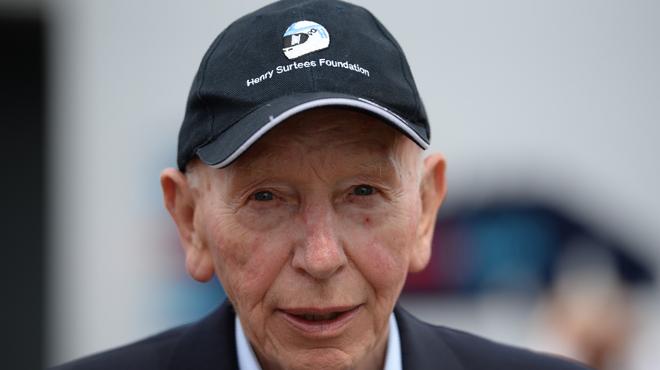 John Surtees, le doyen des champions du monde de F1, est décédé