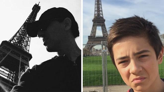 De retour à Paris, Gad Elmaleh en profite pour piéger deux jeunes: l'humoriste peine à ne pas éclater de rire face à leur réaction (vidéo)