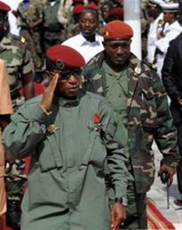 Inculpation formelle de Toumba Diakité — Guinée