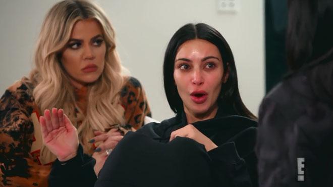 Dans sa téléréalité, Kim Kardashian revient sur son agresion