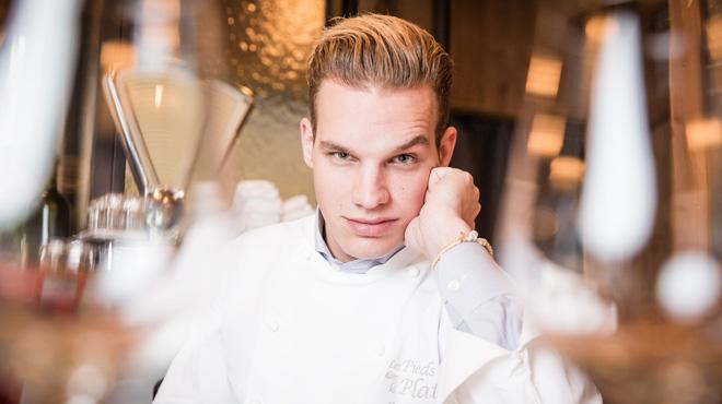 Maximilien Dienst se lancera-t-il dans le porno après Top Chef? Il a été contacté par Jacquie & Michel: voici sa réponse (vidéo)