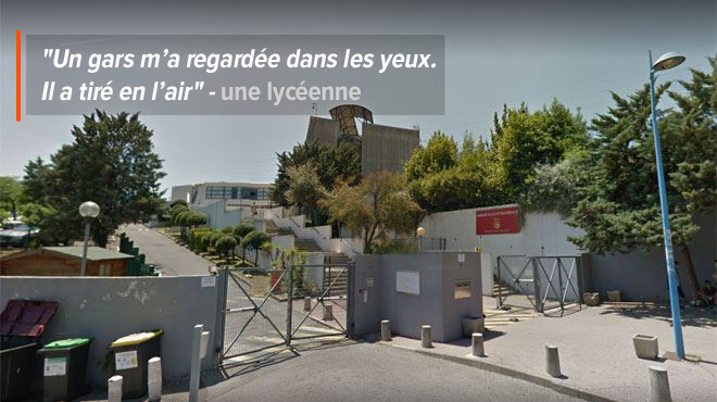 France/ Fusillade dans un lycée de Grasse : La piste terroriste écartée