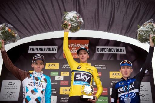 Critérium du Dauphiné: Froome et les hommes forts du peloton au départ