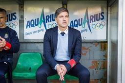 Jupiler Pro League - Charleroi et Felice Mazzu ne vont pas en appel de la suspension d'un match