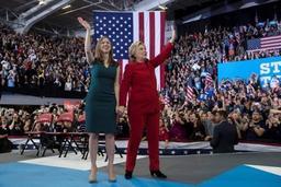 Chelsea Clinton entre au conseil d'administration du voyagiste Expedia