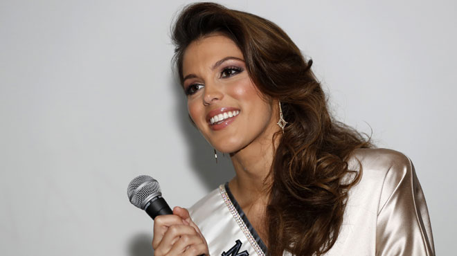 Iris Mittenaere pour la première fois en France depuis son titre de Miss Univers: elle avait peur de l'accueil qui lui réserveraient les Français