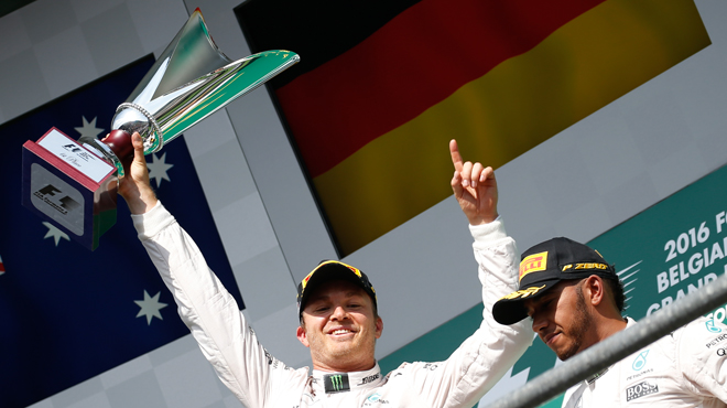 Une nouvelle ère pour la F1: qui pour succéder à Rosberg?