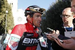 Milan-Sanremo - Greg Van Avermaet se trouvait trop loin de Sagan dans le Poggio