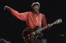 Décès de Chuck Berry, légende du Rock and roll, à  l'âge de 90 ans