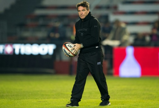 Top 14: Toulon officialise le départ du manager Mike Ford à la fin de la saison