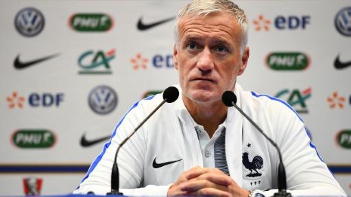 Equipe de France: Deschamps assure que Mbappé