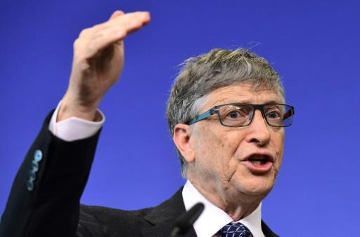Bill Gates le plus riche, les géants d'internet se rapprochent
