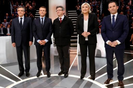 Débat pour la présidentielle: la laïcité fait monter la température