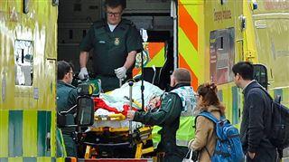 Il y avait une barrière, mais elle a cédé et la voiture a foncé sur les élèves- un des lycéens français présents à Londres se confie 3