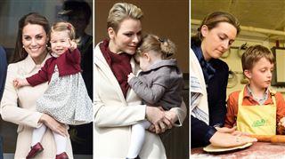 Quelles sont les meilleures mamans-princesses ?