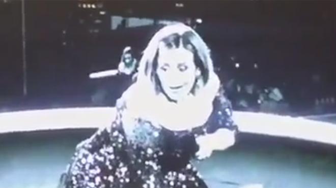 Adele ne veut plus repartir en tournée