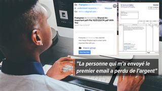 Les pirates ont pris le contrôle de sa boîte mail et ont contacté sa banque- Michel a failli perdre 15.000 euros 4