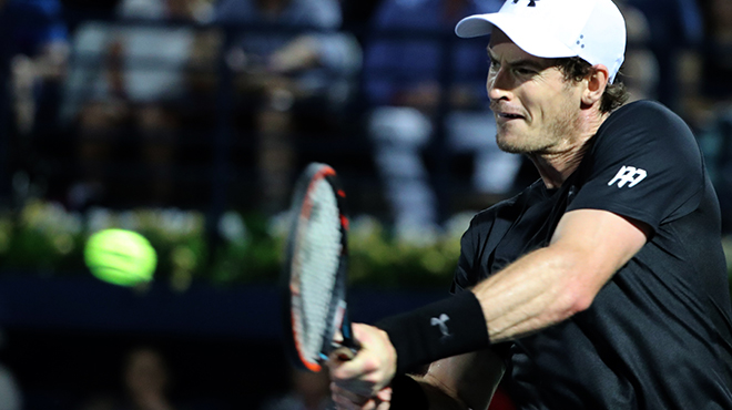 Coupe Davis/Grande-Bretagne: Andy Murray absent contre la France en quarts