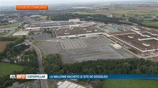 Fermeture de Caterpillar Gosselies- le gouvernement wallon obtient le site pour 1 euro symbolique 3