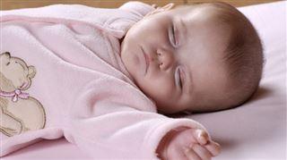 Anthony, papa d'un bébé de 4 mois, n'a plus peur de la mort subite- il a trouvé une double solution 2