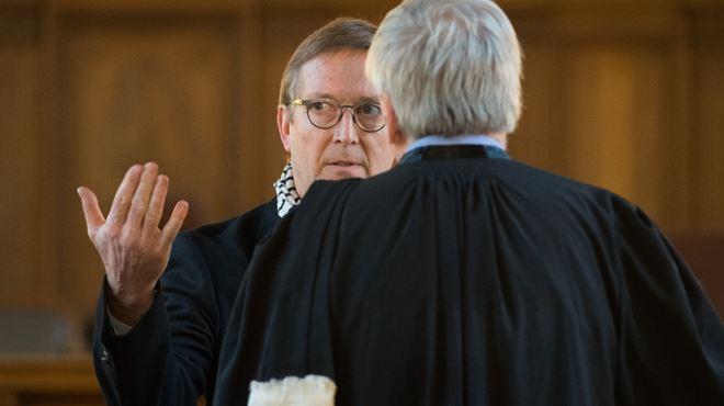 Procès en appel d'une victime de l'amiante contre Eternit- l'indemnisation passe de 250.000 à... 25.000 euros 1