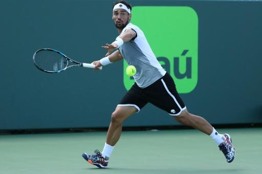 Federer souffre face à Berdych et va en demi-finales — Miami