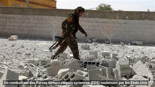 Les batailles font rage sur tous les fronts autour de Raqa, la capitale de l'Etat islamique