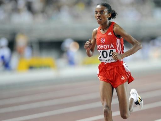 Elvan Abeylegesse, coupable de dopage, perd sa médaille olympique