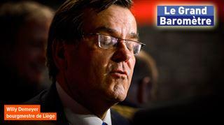 Elections communales à Liège- l'alliance avec le cdH ne suffirait plus au PS pour se maintenir au pouvoir 2