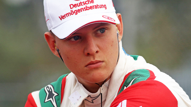 Les touchantes confidences son fils Mick — Michael Schumacher
