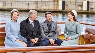 Dossier royal- dans les coulisses de la visite de Philippe et Mathilde au Danemark (photos)