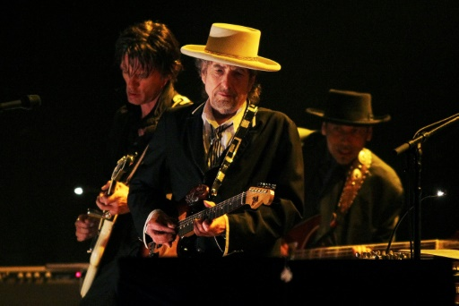 Bob Dylan recevra son Nobel à Stockholm ce week-end