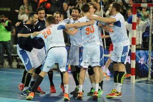 Montpellier élimine le champion d'Europe Kielce — Hand/Ligue des champions